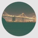 San Francisco Bay Bridge Stickers