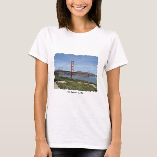 San Francisco Bay Bridge T-Shirt