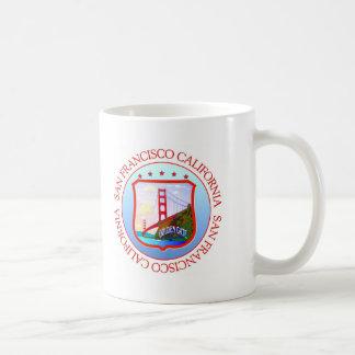 San Francisco Bay California Coffee Mug