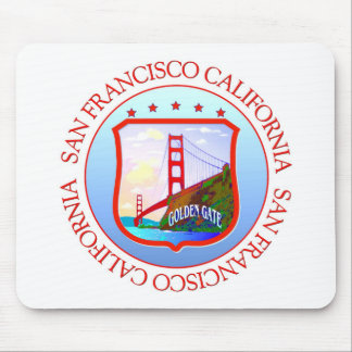 San Francisco Bay California Mouse Pad