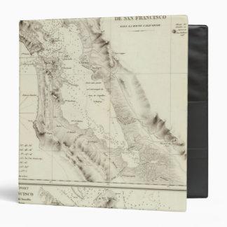 """San Francisco Bay Carpeta 1 1/2"""""""