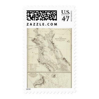 San Francisco Bay Postage
