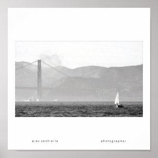 San Francisco Bay         ... Poster