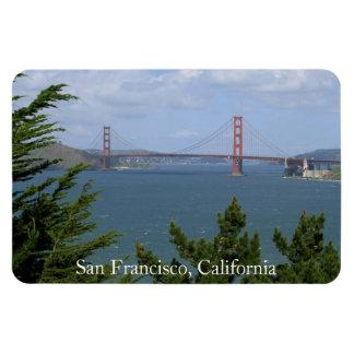 San Francisco Bay Premium Flexi Magnet