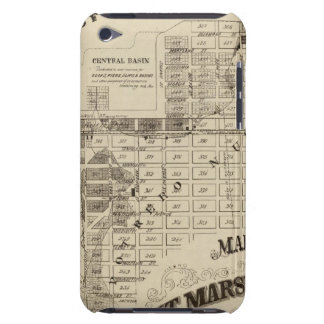 San Francisco Bay Salt Marsh Barely There iPod Cases