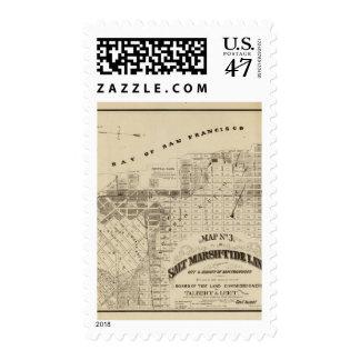 San Francisco Bay Salt Marsh Stamp