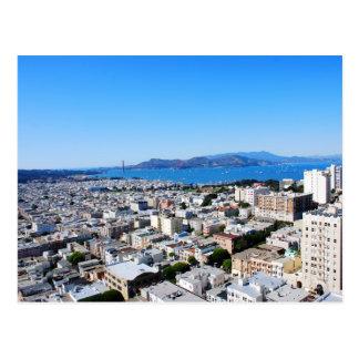 San Francisco Bay Tarjetas Postales