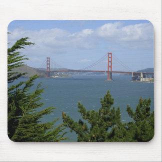 San Francisco Bay visto del Precidio Alfombrilla De Ratón