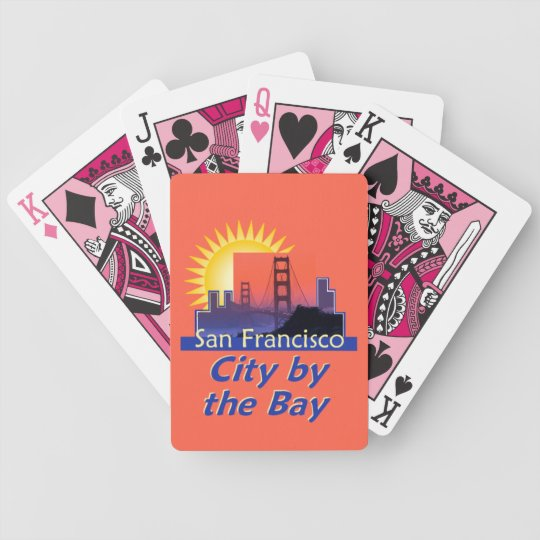 SAN FRANCISCO BICYCLE PLAYING CARDS