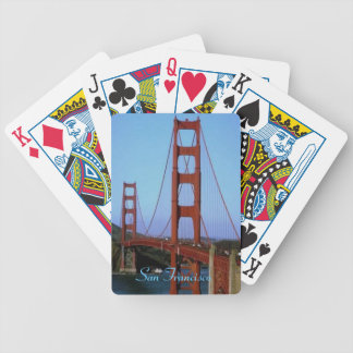 San Francisco Bicycle Playing Cards