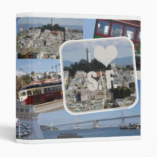 San Francisco Binder