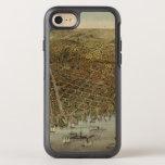 San Francisco Birds eye view OtterBox Symmetry iPhone 7 Case