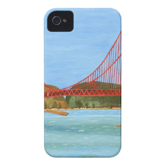San Francisco Bridge iPhone 4 Case-Mate Case