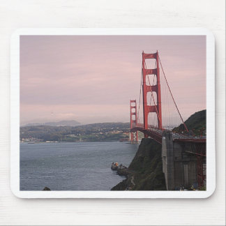San Francisco Bridge Mouse Pad