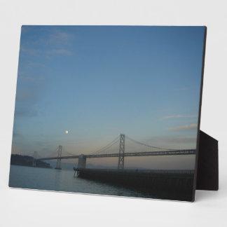 San Francisco Bridge Plaque
