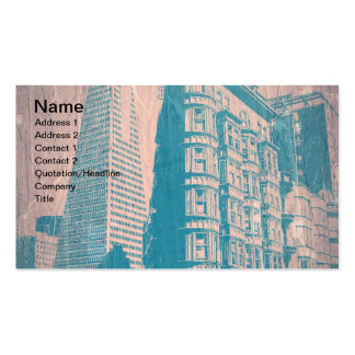 San Francisco Business Card