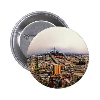San Francisco Pin