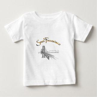 San Francisco, CA Baby T-Shirt