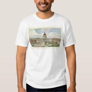 San Francisco, CA. City Hall (0286A) Shirt