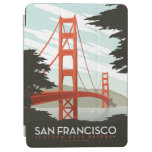 San Francisco, CA - Golden Gate Bridge iPad Air Cover
