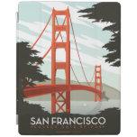San Francisco, CA - Golden Gate Bridge iPad Cover