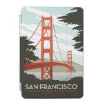 San Francisco, CA - Golden Gate Bridge iPad Mini Cover