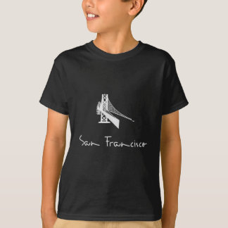 San Francisco CA Golden Gate Bridge T-Shirt