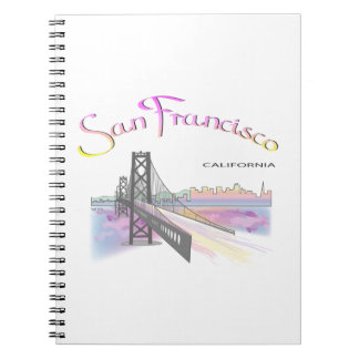 San Francisco, CA Notebook