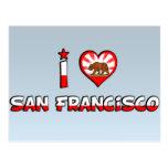 San Francisco, CA Post Cards