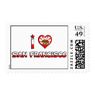 San Francisco, CA Stamps