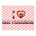 San Francisco, CA Postcards