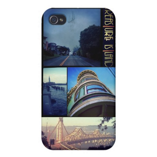 San Francisco, CA. Snapshots iPhone 4 Covers