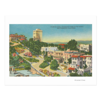 San Francisco CA Postales