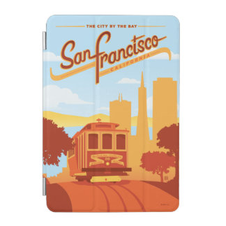 San Francisco, CA - The City by the Bay iPad Mini Cover