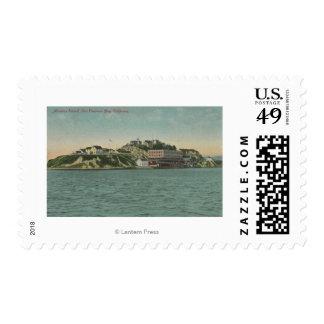 San Francisco, CAAlcatraz Island Prison View Postage