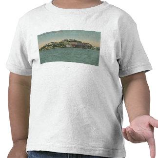 San Francisco, CAAlcatraz Island Prison View Tshirts