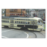 "San Francisco Cable Car 10"" X 15"" Tissue Paper"