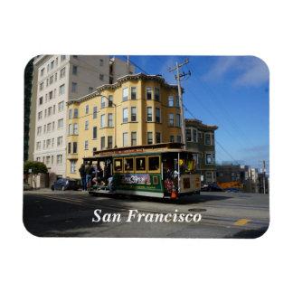 San Francisco Cable Car #4 Magnet