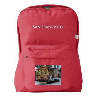 San Francisco Cable Car American Apparel™ Backpack
