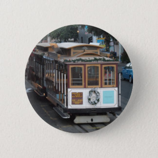 San Francisco Cable Car Button