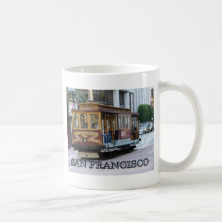 San Francisco Cable Car Coffee Mug