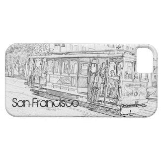 San Francisco Cable Car iPhone SE/5/5s Case