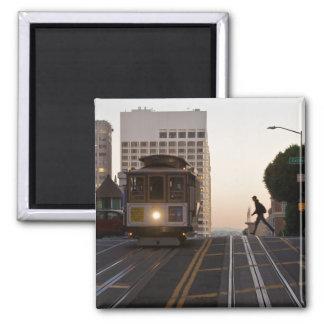 San Francisco Cable Car Magnet