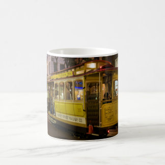 San Francisco Cable Car Mug