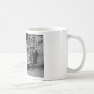 San Francisco Cable Car mug