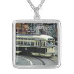 San Francisco Cable Car Necklace