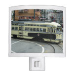 San Francisco Cable Car Night Light