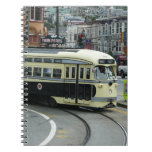 San Francisco Cable Car Notebook