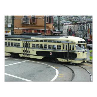San Francisco Cable Car Photo Print