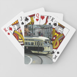San Francisco Cable Car Playing Cards